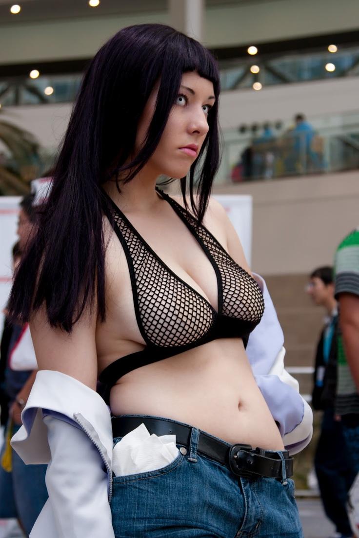 Nude cosplay hinata seems