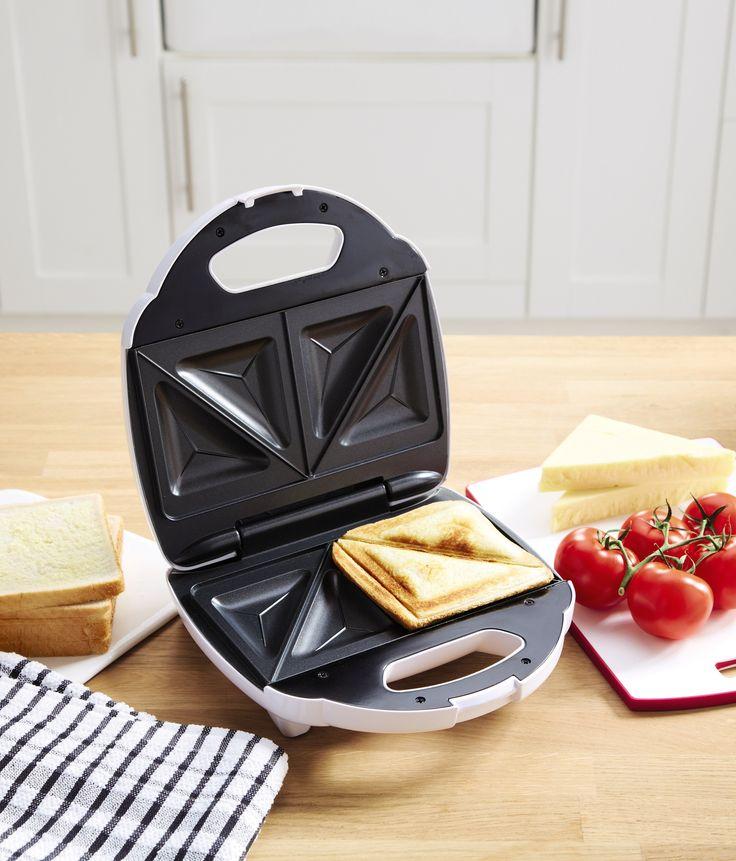 Sandwich Toaster #KitOutYourKitchen #win http://www.pinterest.com/cluckyhen/kit-out-your-kitchen-kitoutyourkitchen/