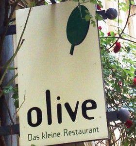 Olive – Das kleine Restaurant - Scheffelstraße 57, 76275 Karlsruhe Öffnungszeiten: Di-Sa 16-24 Uhr Küche bis 22 Uhr
