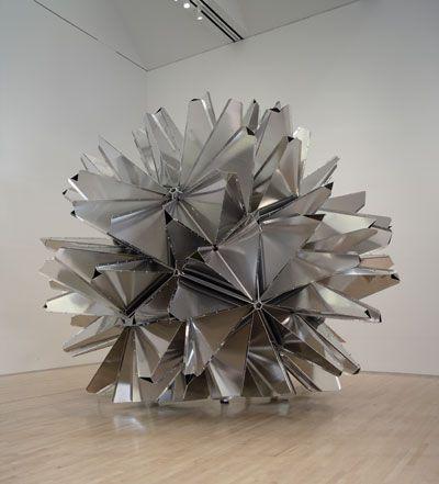 Olafur Eliasson, Multiple grotto, 2004