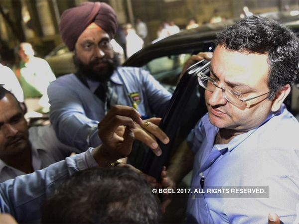 I am being sacked: Nirmalya Kumar details the day that led to Cyrus Mistry's exit from Tata Sons - The Economic Times