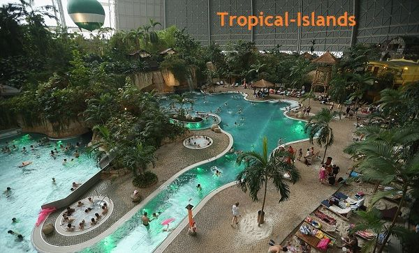Berlin, Tropical Islands