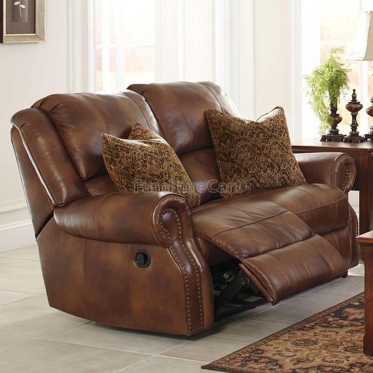 Walworth Auburn Reclining Loveseat Signature Design | Furniture Cart