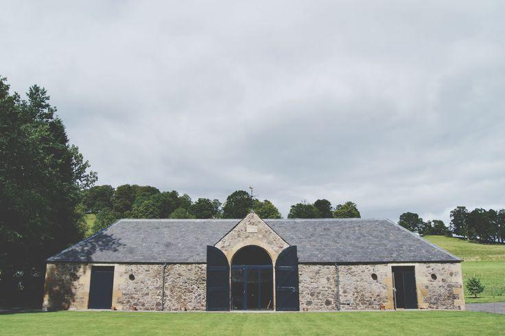 Inchyra Byre barn, Perth, Scotland