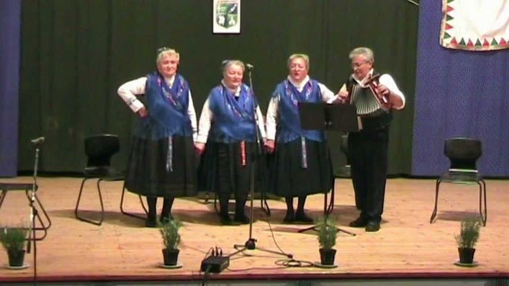 Treffen der Musiker mit alten Instrumenten Gesangstrio Boschok.mp4