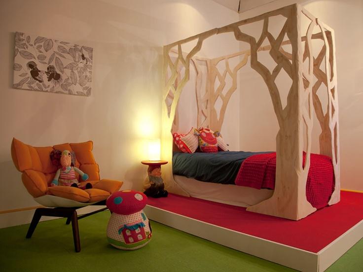 Woah! We we had a room like this!