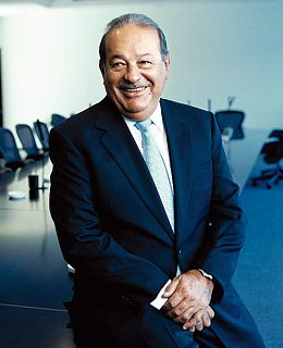Carlos Slim. Mexican business magnate, investor and philanthropist. according to Forbes he is the richest man in the world since 2010  For handmade greeting cards visit me at My Personal blog: http://stampingwithbibiana.blogspot.com/