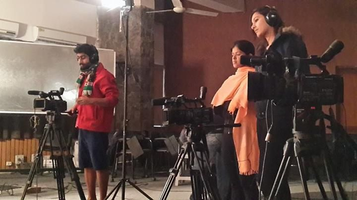 journalism courses in India