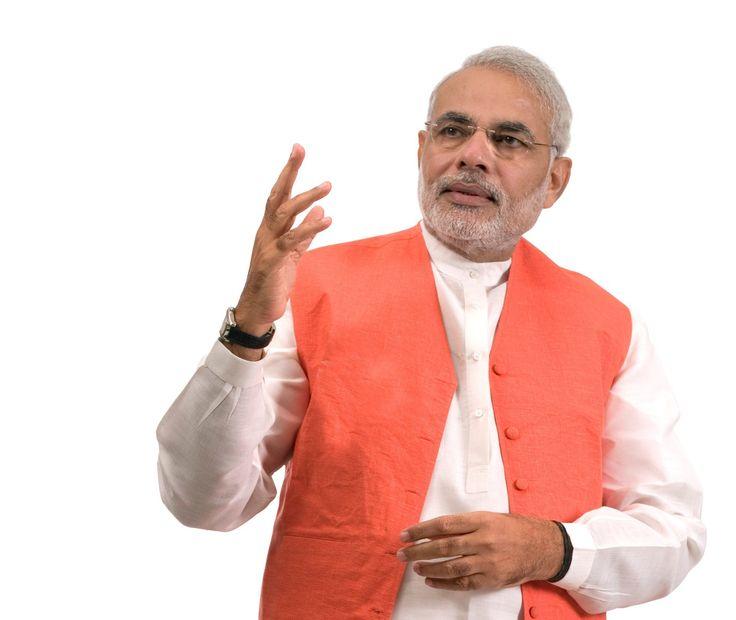 download narendra modi bjp hd wallpapers http://www ... Narendra Modi Standing Photo