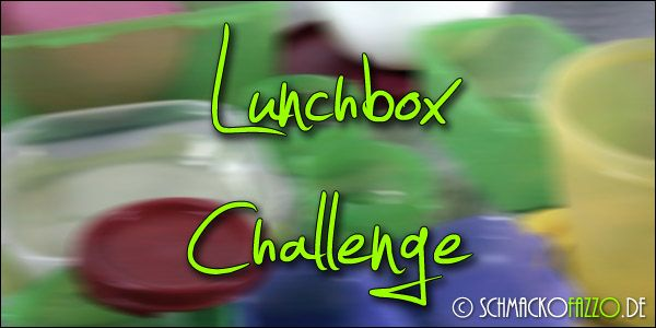 Ankündigung: die Lunchbox-Challenge