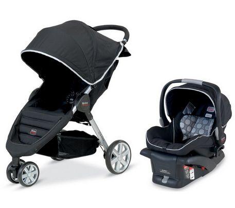 Best travel systems/ strollers under $400. Love Britax!!!