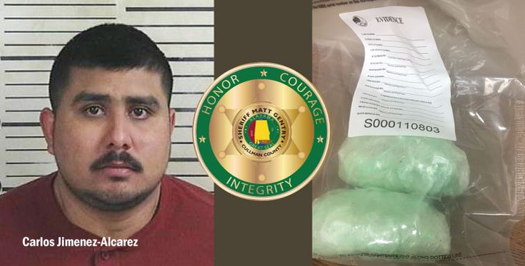 DEA & CNET  Bust Mexican National Suspected Dope Fiend Near Hanceville  3.5 Pounds of Meth, Three Weapons & Two Vehicles Seized Over a two month period, a Mexican national illegally in the United States sold agents with the Cullman Narcotics Enforcement Team (CNET) and the Drug Enforcement Administration (DEA) large amounts of methamphetamine.  These transactions transpired in Cullman County.