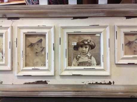 Vintage Style Picture Frame in Collingwood, Ontario @ ShopCollingwood.com sold at Grapevine Cottage (705) 445-8001
