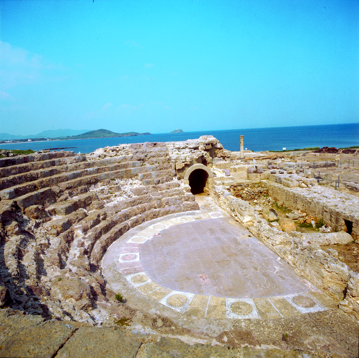 Teatro Romano #Sardegna #Italy
