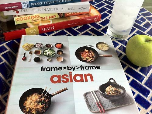 Frame by Frame Asian - Recipes by Christine France