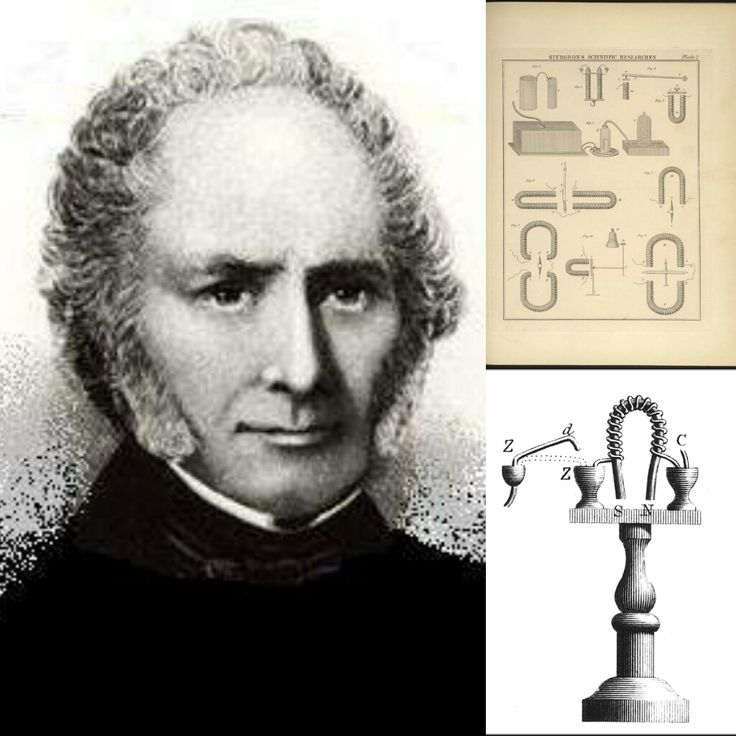 WILLIAM STURGEON William Sturgeon (born May 22,1783,Whittington, Lancashire) was an English Electrical Engineer who deviced first electromag...
