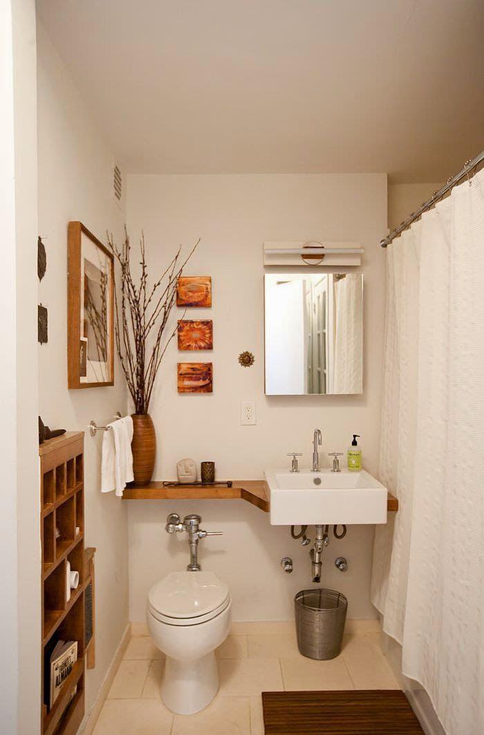 Perfect 10 Ingenious Space Saving Bathroom Designs