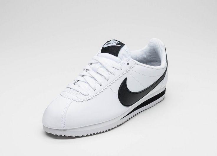 Nike Classic Cortez Leather Sneaker, $70