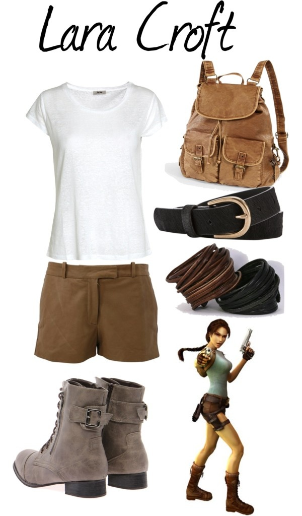 25 best ideas about lara croft outfit on pinterest tomb. Black Bedroom Furniture Sets. Home Design Ideas