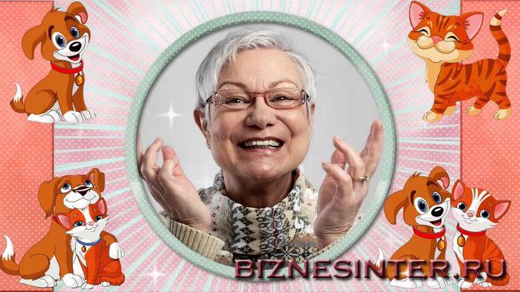 Бабушка танцует. Вот, такие они, современные бабушки! Бабушка танцует, а вы так сможете?