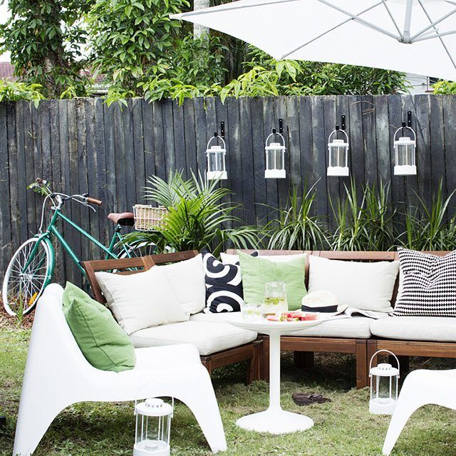 Is your backyard weekend-ready? We love going casual for a backyard bash  but. Backyard RetreatOutdoor DecorOutdoor FurnitureIkea ...