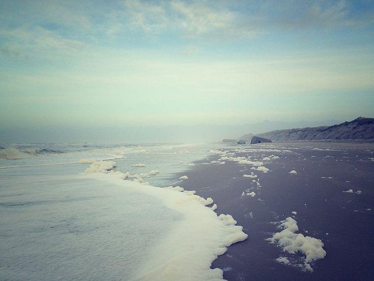 Am Strand von Søndervig
