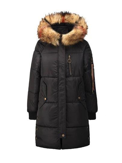 Winterjacke mantel parka damen