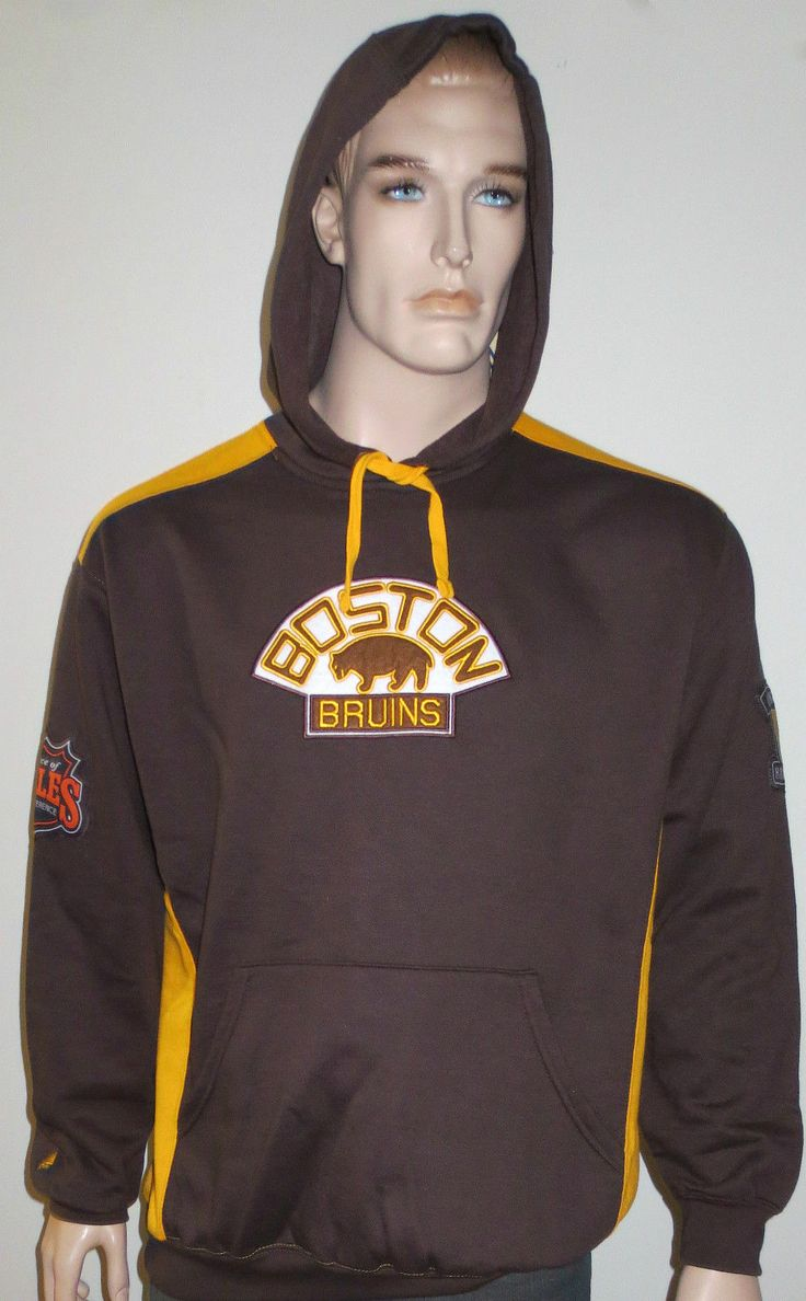 Boston bruins hoodie