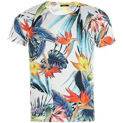 Tee Shirt Classic Series 813654 Blanc - LaBoutiqueOfficielle.com
