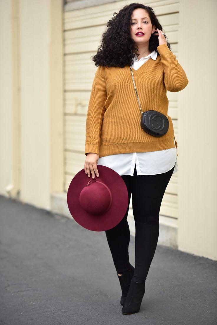 49+ Plus Size Fall Fashion Ideas