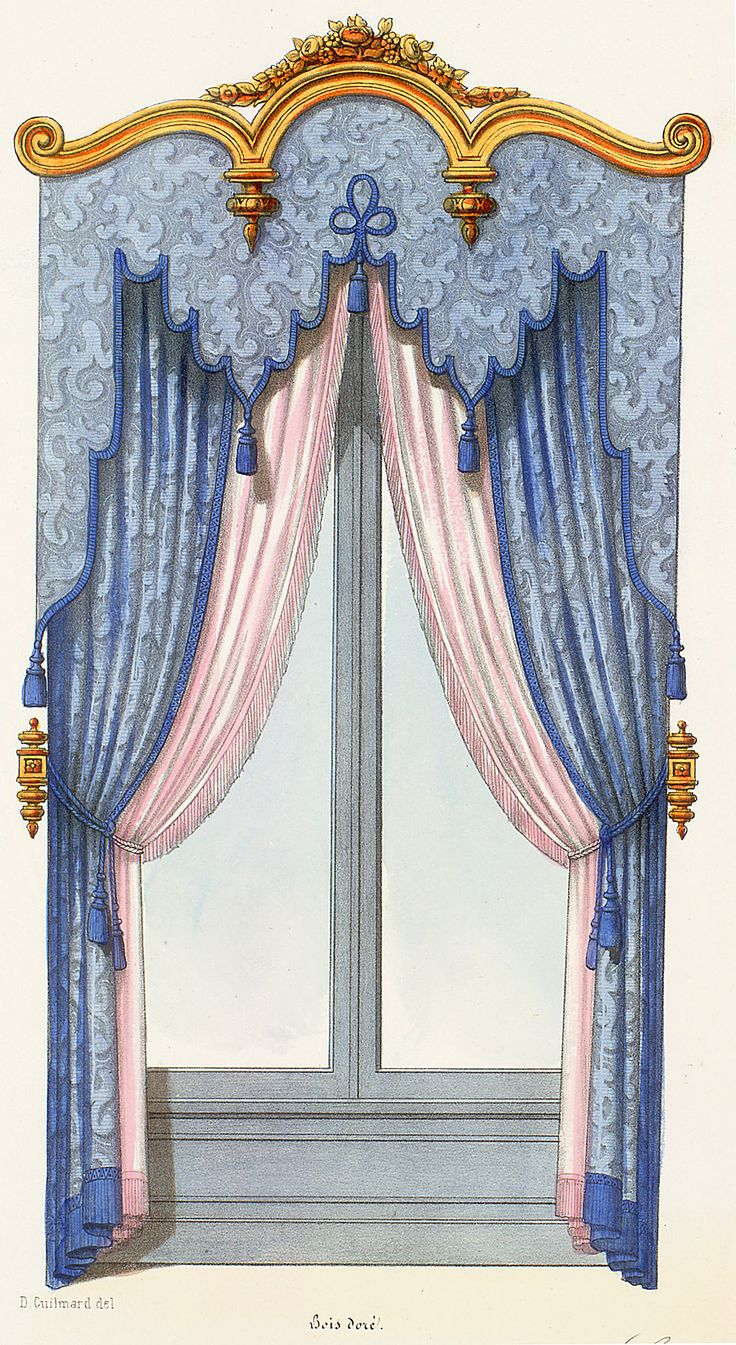 Victorian velvet curtains - Find This Pin And More On Showing Curtains Drapes