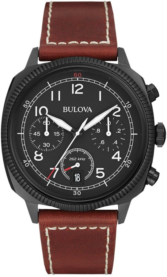 Bulova Men's Sea King Bracelet Watch