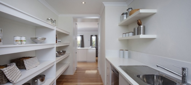 A scullery...? Why not :)