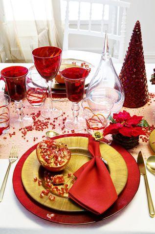17 migliori immagini su christmas time su pinterest - Preparazione tavola di natale ...