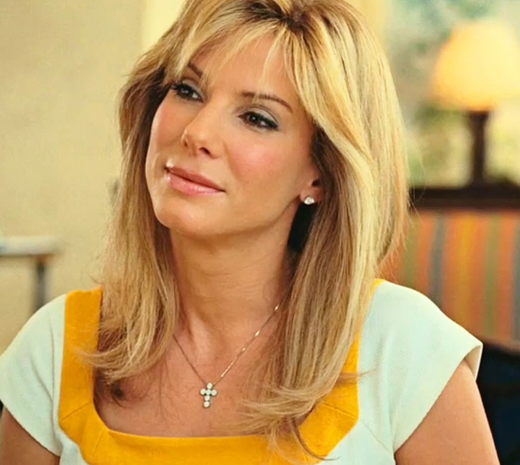 love sandra bullock blonde
