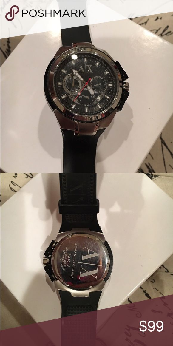 AX watch Men's, mint condition Accessories Watches