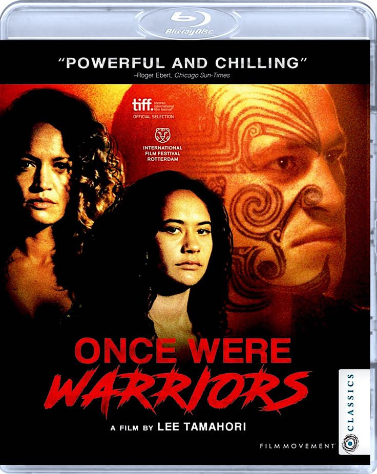 ONCE WERE WARRIORS BLU-RAY (FILM MOVEMENT)
