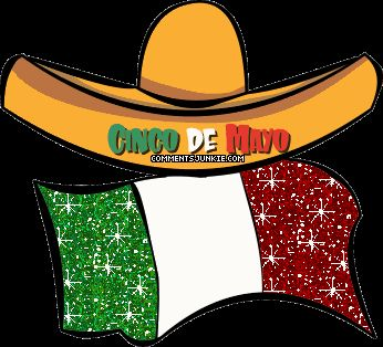 Hey it amlost Cinco de Mayo here is a gif - http://vellety.com/cinco-de-mayo/