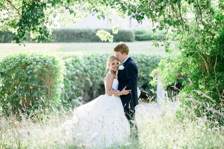 Wedding at Tyresö Bygdegård in Sweden by Anette Bruzan