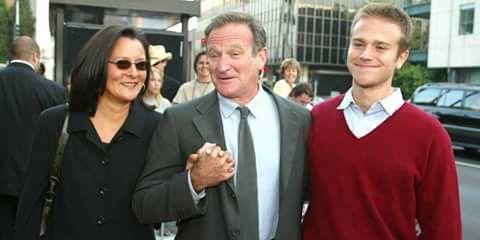 Marsha, Robin and Zak Williams