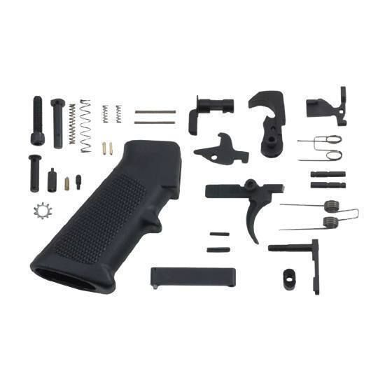 Bushmaster AR-15 Standard Lower Parts Kit Mil Spec Black 93384Loading that magazine is a pain! Get your Magazine speedloader today! http://www.amazon.com/shops/raeind