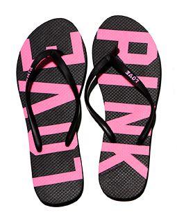 PINK Flip Flops!