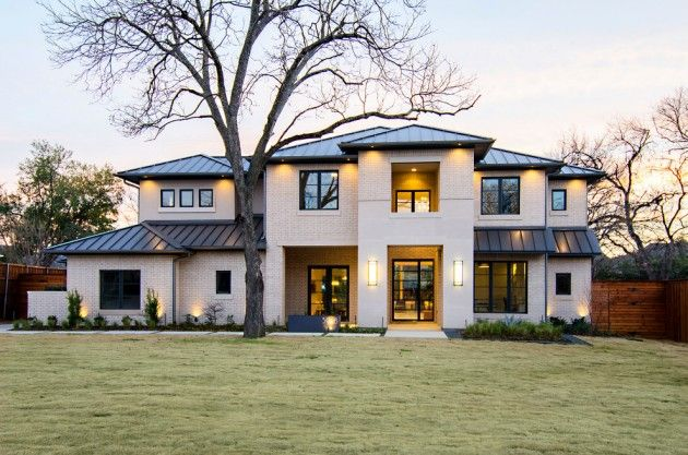 16 Wicked Transitional Exterior Designs that you'll love