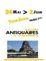salon des antiquaires et galeristes du 24 mai au 2 juin 2013