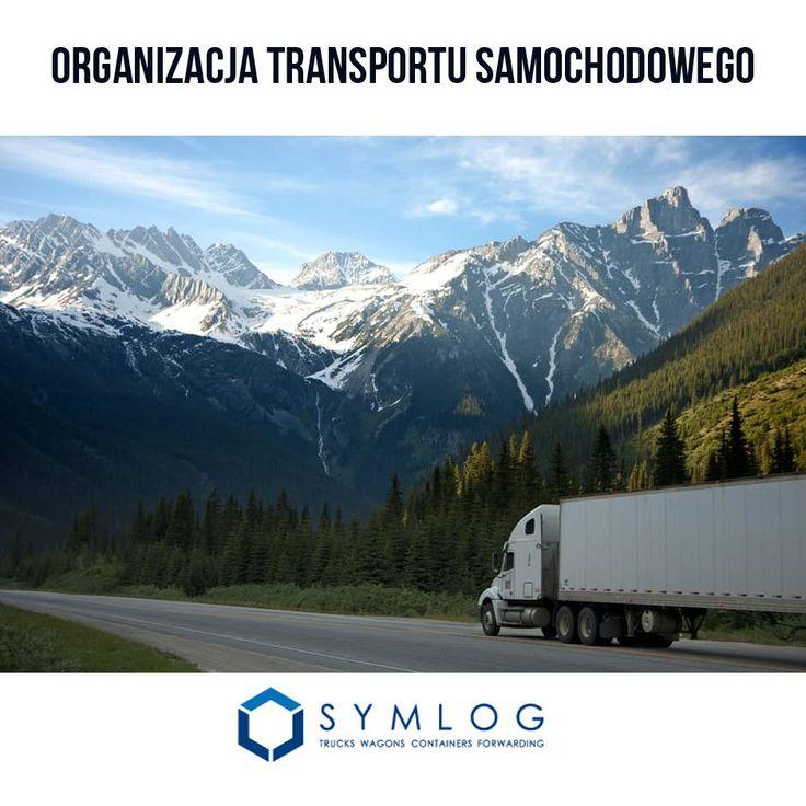 Usługi organizacji transportu samochodowego na obszarze Europy Zachodniej i na Wschodzie (np. Rosja, Kazachstan) ▶️ http://symlog.eu