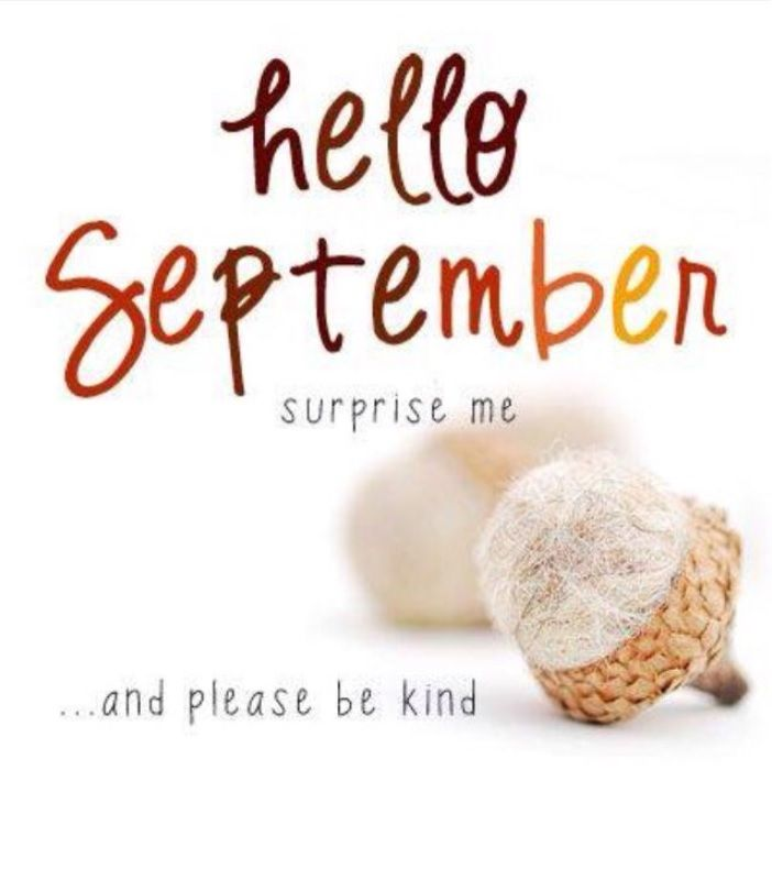 Hello September Quotes Pics | September Quotes | September