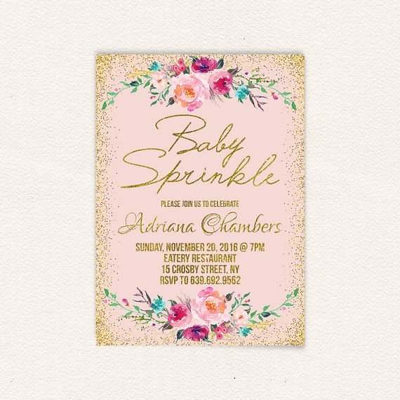 25 best images about baby sprinkle on pinterest | digital, Baby shower invitations