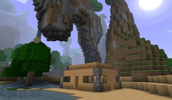 KDS HD Realistic Texture Pack para Minecraft 1.2.5