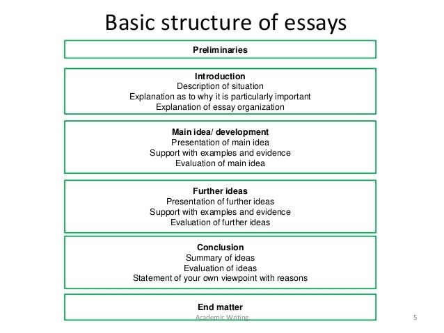 Essay Writer Free Online Writing Structure Expository Examples Example