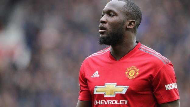 Romelu Lukaku Has To Leave Man Utd Roberto Martinez Bbc Football Sports International Champions Cup